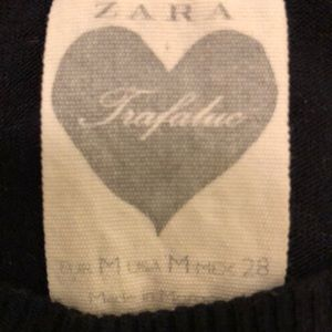 Zara Sweaters - Zara sweater top with elbow patches